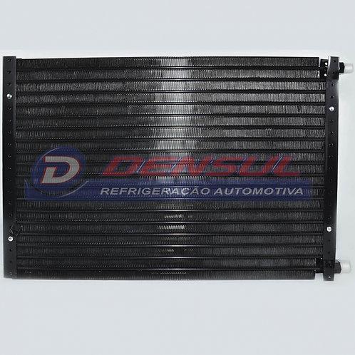 Condensador Universal 12x25x2,6mm (Brasado MultiFlow) Frontal