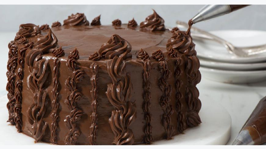 Chocolate Butter Cake Baking Kit