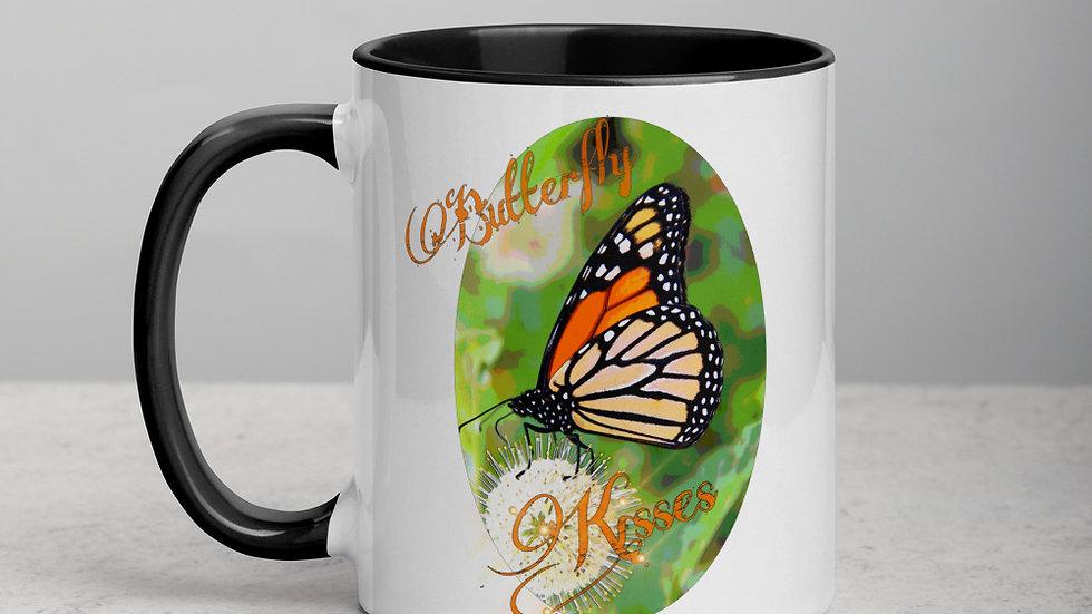 Butterfly Kisses Mug