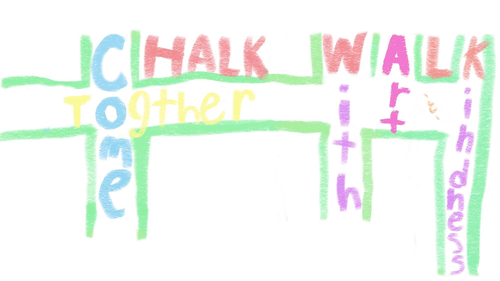 Chalk Walk Outreach