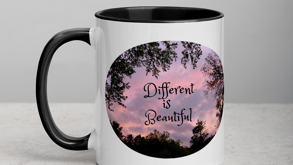 Different is Beautiful Mug