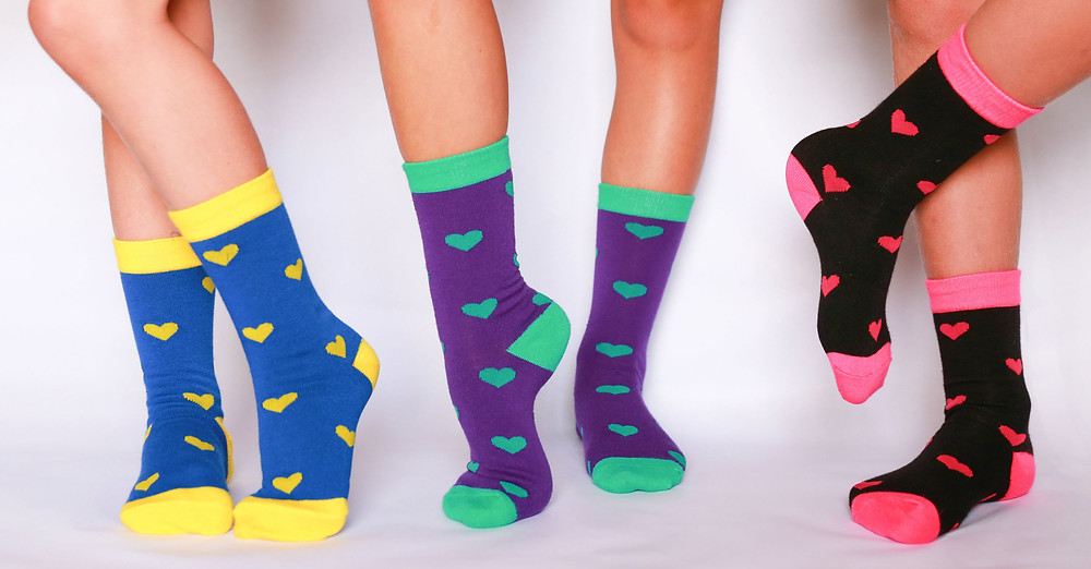 Souper Crazy Sock Challenge