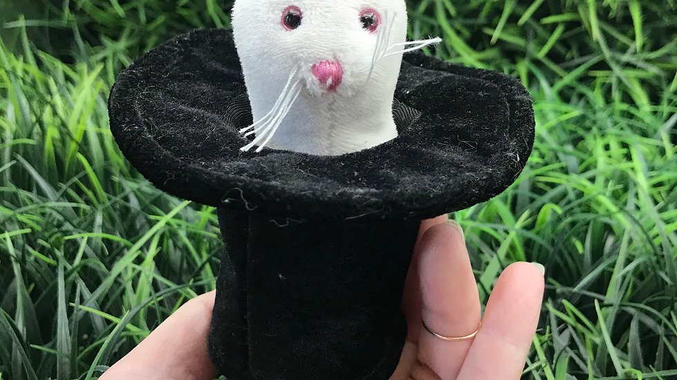 Bloomer Junior Finger Puppet