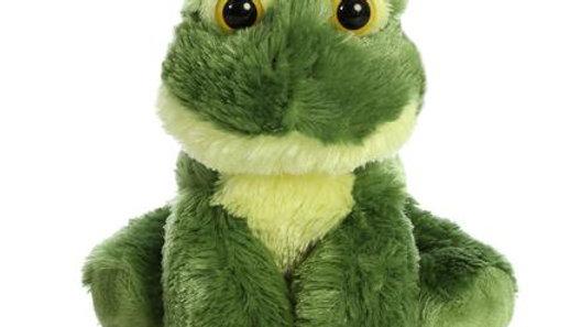 Hoppy Frog Plush