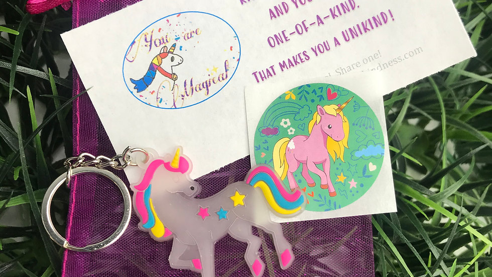 Unicorn Mini Kit - Party Favors