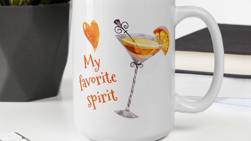 My Favorite Spirit is Vodka Mug