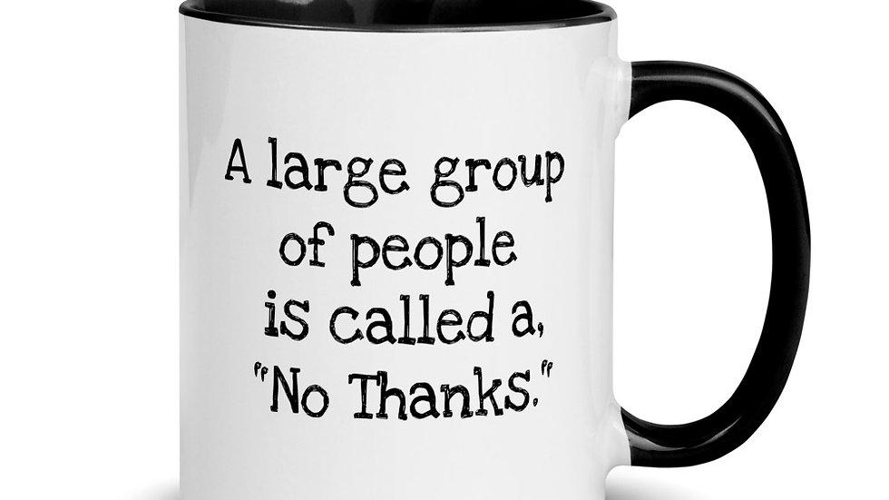 Large Groups Mug