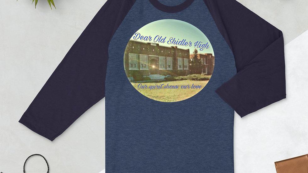 Dear Old Shidler High Baseball Shirt