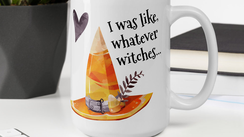 Whatever Witches Mug