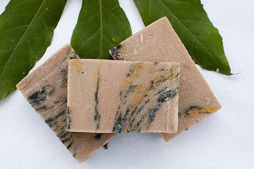Java Teak & Cardamom Soap