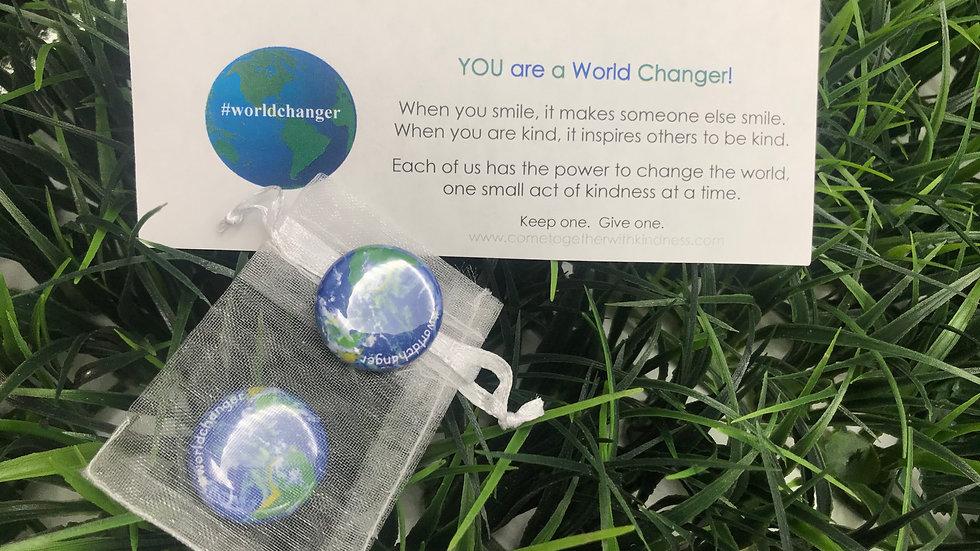 World Changer Mini Kit - Party Favor