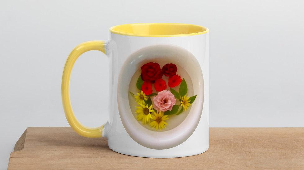 Flower Bowl Mug