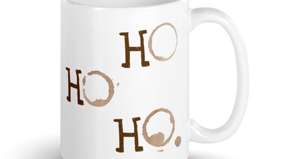 Coffee Ho Ho Ho Humbug Mug