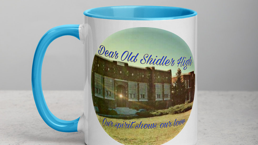 Dear Old Shidler High