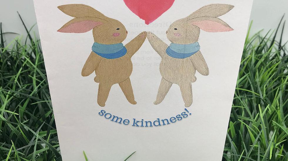 Show SomeBUNNY Some Kindness Kit