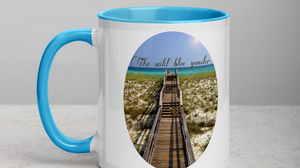 Wild Blue Yonder Mug