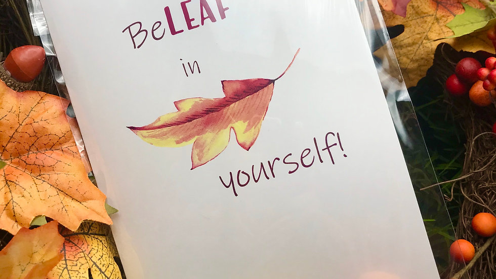 BeLeaf in Yourself Kindness Kit