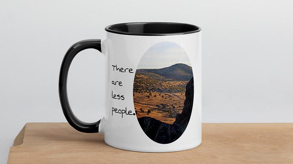 Path Less Traveled Mug