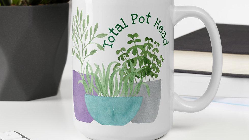 Total Pot Head Mug