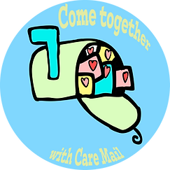 Come Together with Care Mail Badge