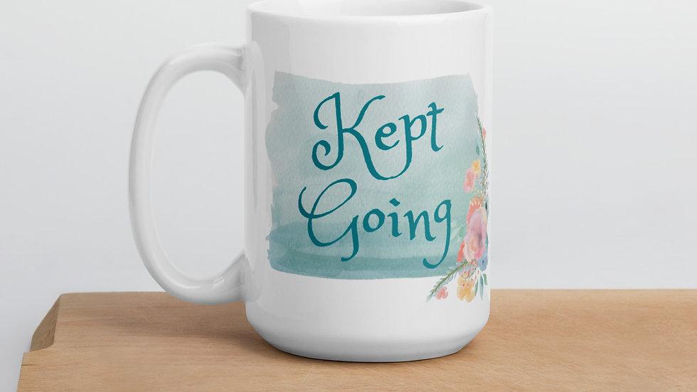 Kept Going Mug