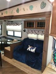 Homey Living Area