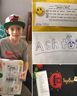 Ashton's Mission