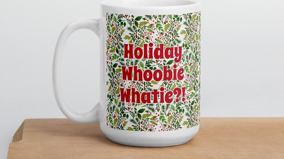 Holiday Whoobie Whatie Mug