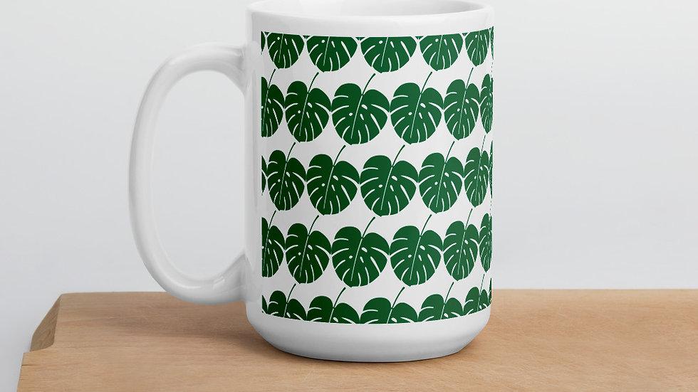Monstera Mug
