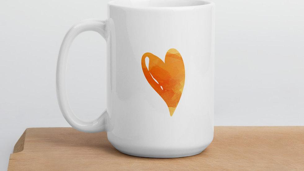 Candy Corn Fall Mug