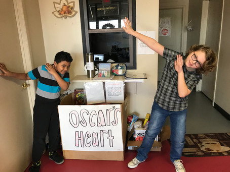 Oscar's Heart