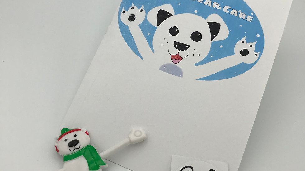 Polar Bear Care Kindness Kit