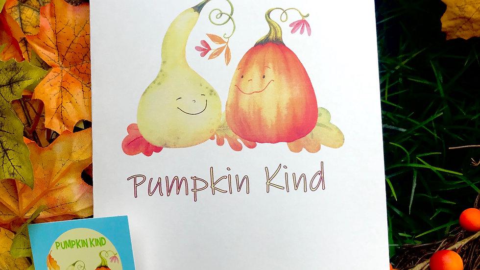 Pumpkin Kind Kit