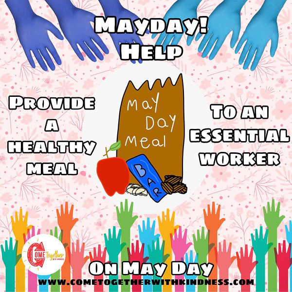 May Day Meals