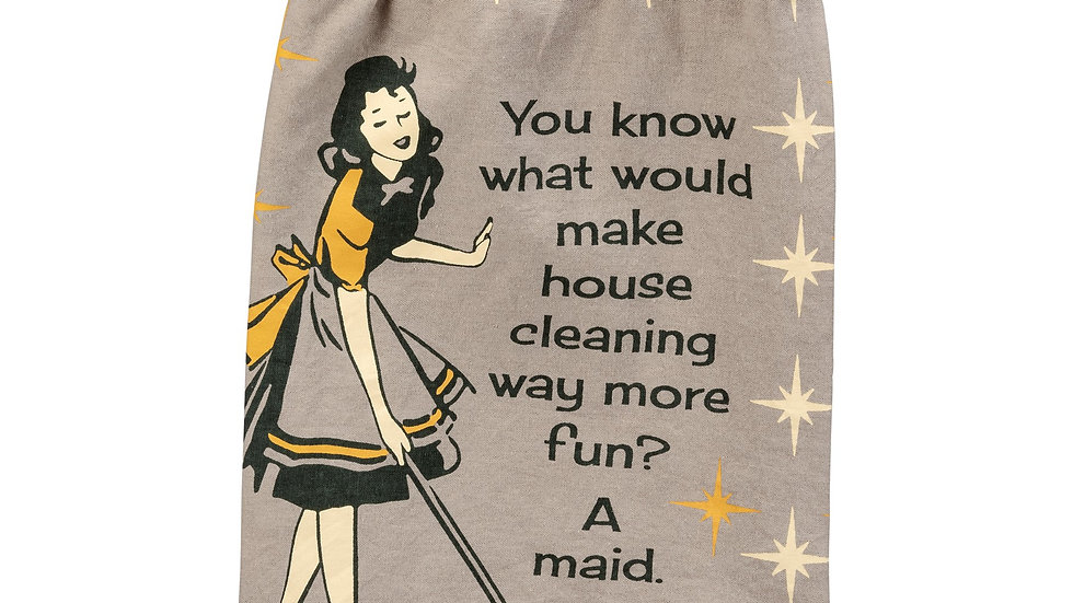 House Cleaning Maid Towel