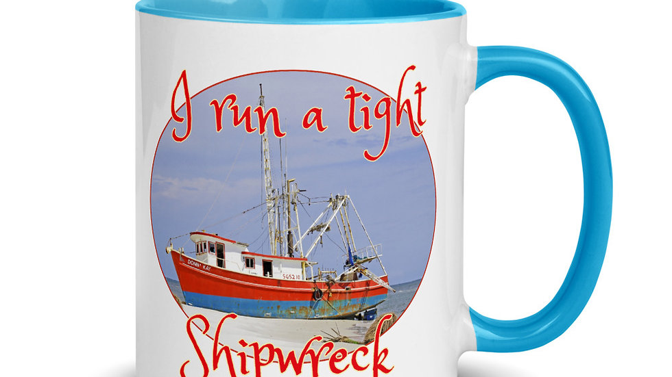 Tight Shipwreck Mug