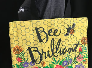 Bee Brilliant Tote.jpg