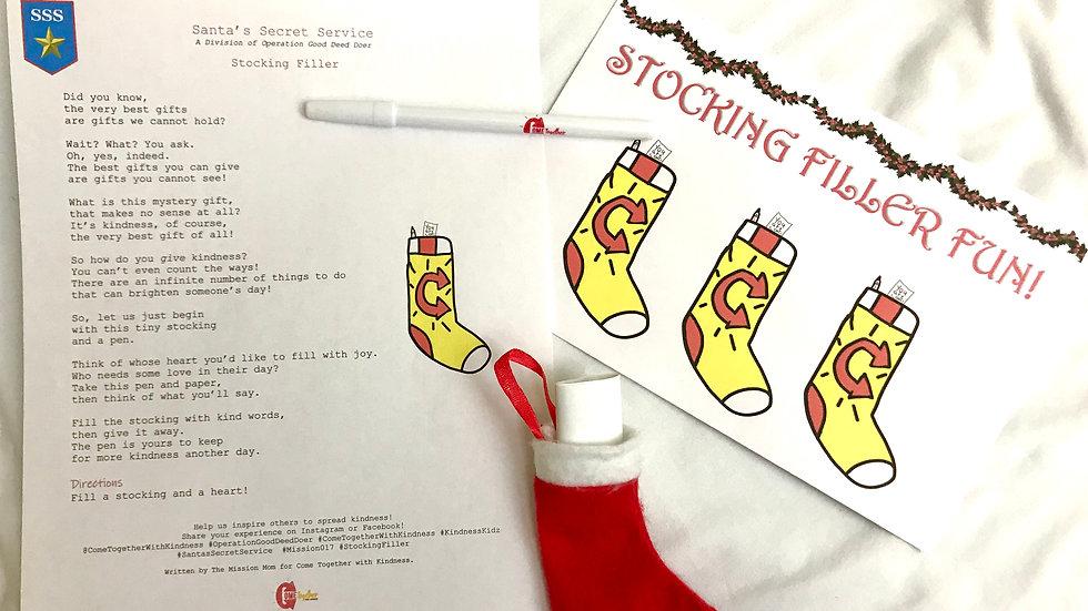 Stocking Filler Kindness Kit