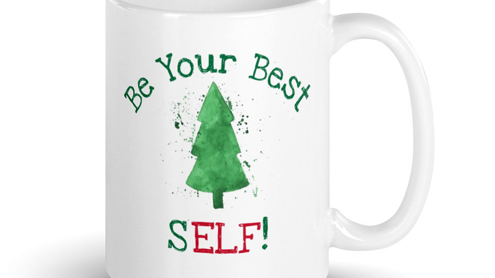 Best Your Best SELF Mug