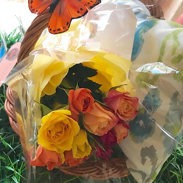 May Day Flowers & Baskets