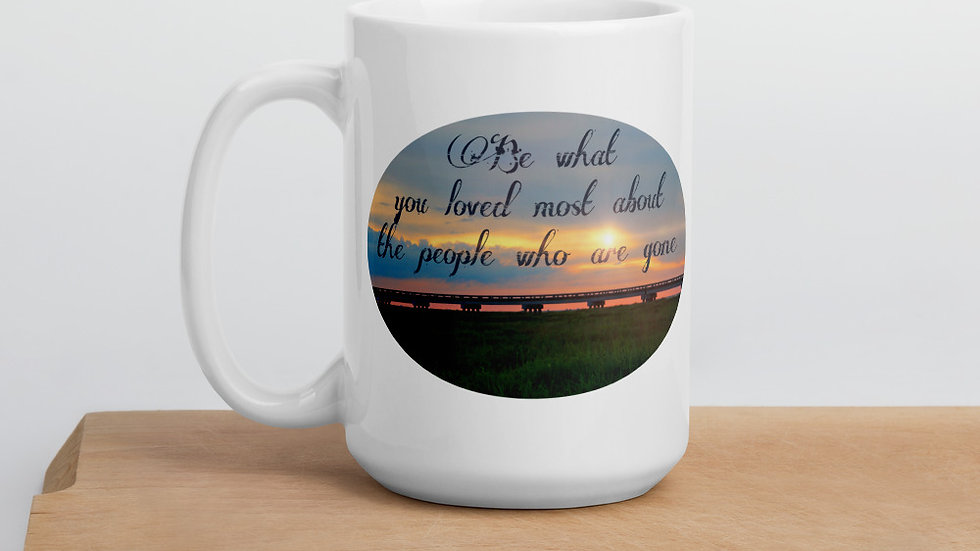 Who You Loved Most Mug