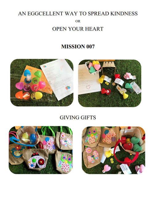 7 An Eggcellent Way to Spread Kindness