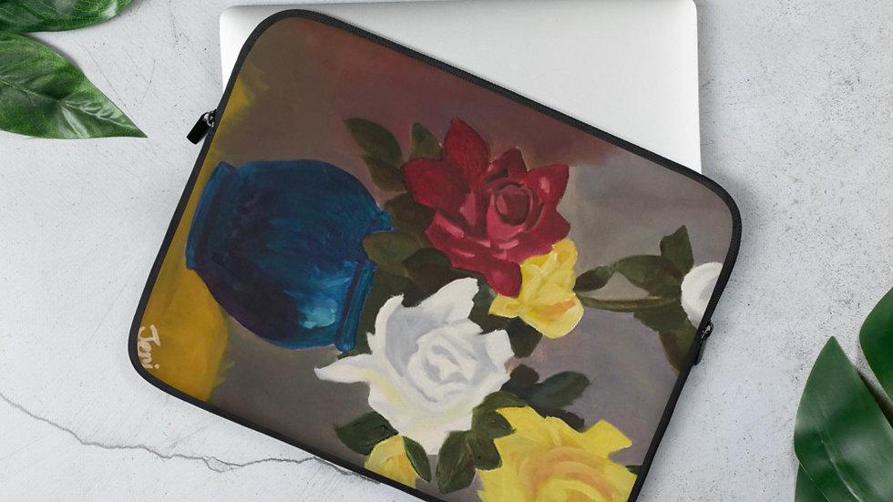 "Roses 15"" Laptop Sleeve"