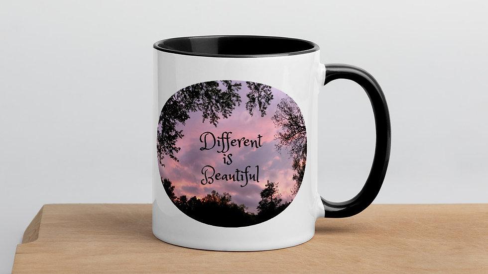 Different is Good Mug