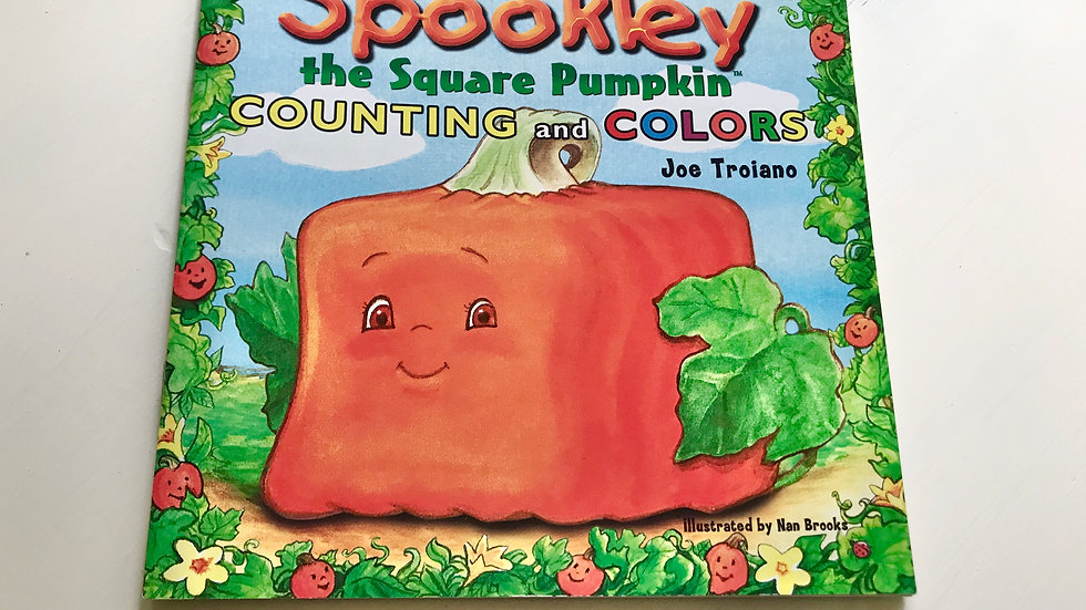 Spookley Counting & Colors Book