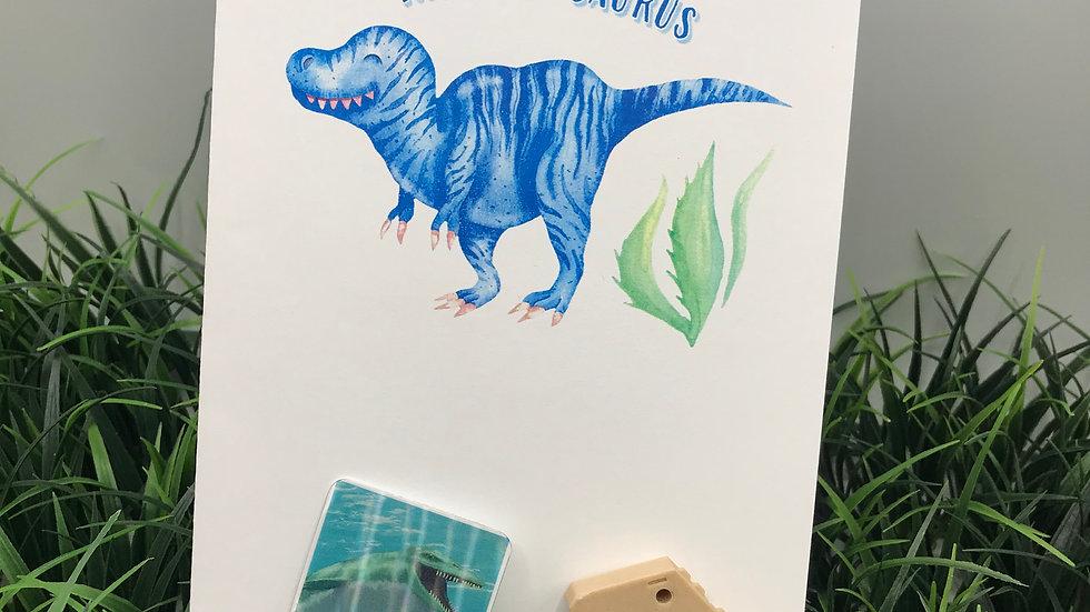 Kind-O-Saurus Dinosaur Gift