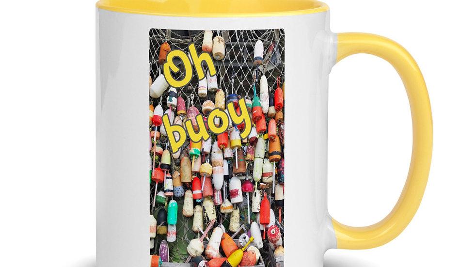 Oh Buoy Mug