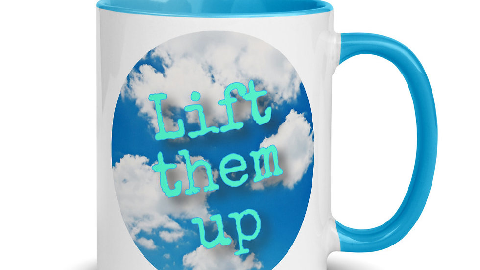 Lift Them Up Mug