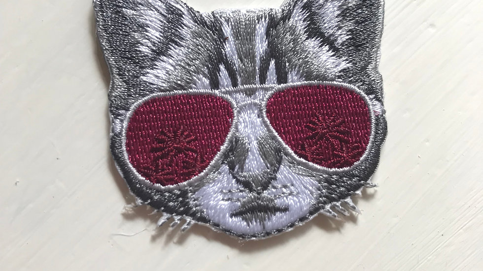 Cool Cat Patch