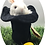 Thumbnail: Bloomer Bunny HAND Puppet ONLY